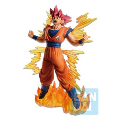 Super Saiyan God Goku Ichibansho