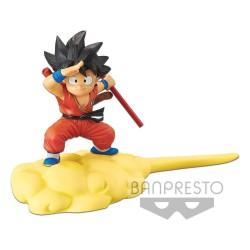 Goku on Flying Nimbus normal Color Ver BANPRESTO