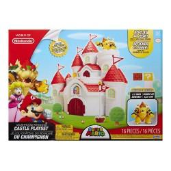 Super Mario Super Mario Mushroom Kingdom Castle Jakks Pacific