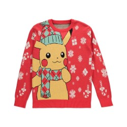Christmas Sweater Pikachu