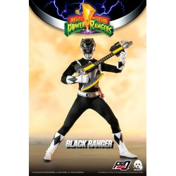 Black Ranger Three Zero