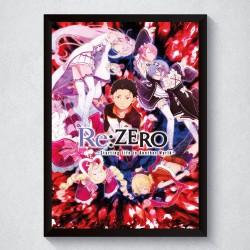 Re:Zero Poster