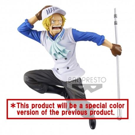 One Piece magazine PVC Statue Sabo