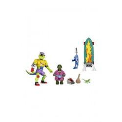 Teenage Mutant Ninja Turtles Ultimate Mondo Gecko NECA