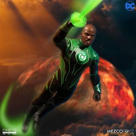 John Stewart- The Green Lantern Mezco Toys