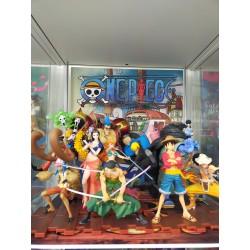One Piece Figuarts Zero complete Set