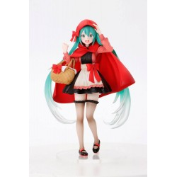 Miku Little Red Riding Hood Ver Taito Prize
