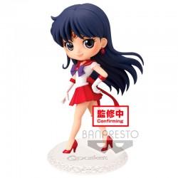 Sailor Mars Sailor Moon Eternal Q Posket ver. A