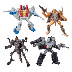 Transformers Generations War for Cybertron: Kingdom Action Figures Core