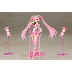 Hatsune Miku Frame Music Girl Plastic Model Kit