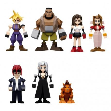 Final Fantasy VII Remake Anniversary Kuji Game