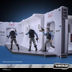 Vintage Collection Tantive IV Hallway with Rebel Fleet Trooper