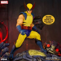 Diorama Wolverine Beast Kingdom