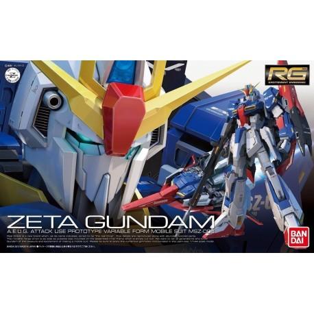 Bandai Model Kit RG Gundam Wing Zero Custom EW 1/144 Model Kit