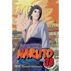 Naruto PT vol 38