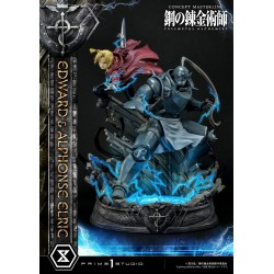 Fullmetal Alchemist Statue 1/6 Edward & Alphonse Elric 56 cm