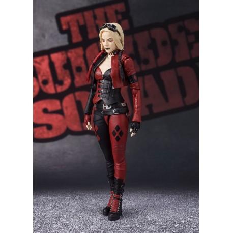 Suicide Squad S.H. Figuarts Action Figure Harley Quinn 15 cm