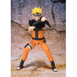 Naruto Shippuden S.H. Figuarts Action Figure Naruto Uzumaki (Best Selection) (New Package Ver) 14 cm