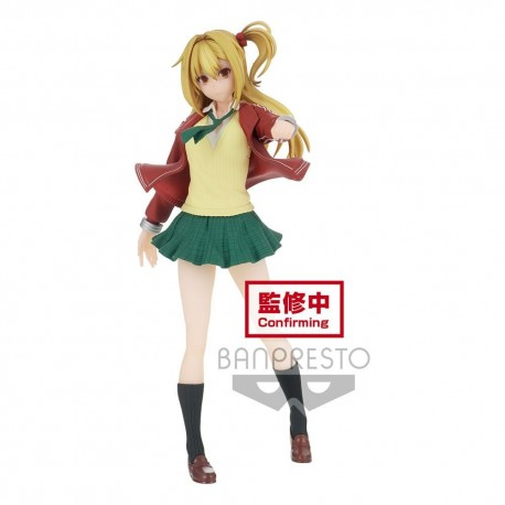 Battle in 5 Seconds After Meeting PVC Statue Yuri Amagake 22 cm