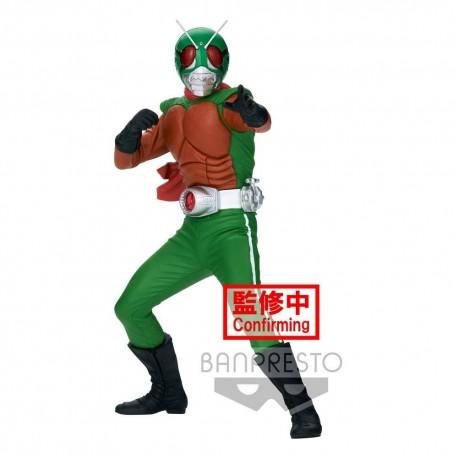 Kamen Rider Hero's Brave PVC Statue Skyrider Ver. B 16 cm