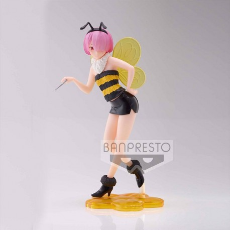 Re: Zero Starting Life in Another World Espresto Fairy Elements PVC Statue Ram 20 cm