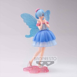 Re: Zero Starting Life in Another World Espresto Fairy Elements PVC Statue Rem 22 cm
