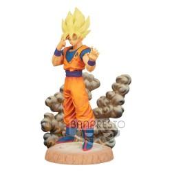 Dragon Ball Z History Box PVC Statue Son Goku Vo. 2 13 cm