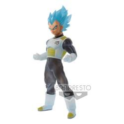 Dragon Ball Super Clearise PVC Statue Super Saiyan God Super Saiyan Vegeta 19 cm