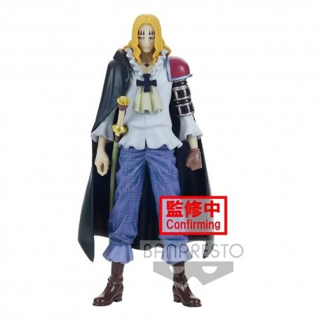One Piece DXF Grandline Men PVC Statue Basil Hawkins (Wano Kuni) 17 cm