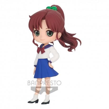 Sailor Moon Eternal The Movie Q Posket Mini Figure Makoto Kino Ver. A 14 cm