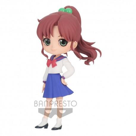 Sailor Moon Eternal The Movie Q Posket Mini Figure Makoto Kino Ver. B 14 cm