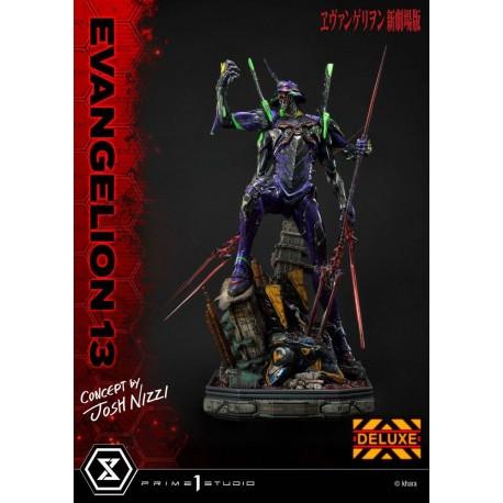 Evangelion: 3.0 You Can (Not) Redo Statue Evangelion 13 Concept by Josh Nizzi Deluxe Version 79 cm