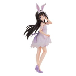 Puella Magi Madoka Magica The Movie Rebellion PVC Statue 1/4 Homura Akemi Rabbit Ears Ver. 42 cm