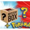 Pokémon Mistery box PLUS