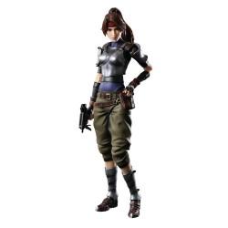 Final Fantasy VII Remake Play Arts Kai Action Figure Jessie 25 cm