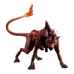 Final Fantasy VII Remake Play Arts Kai Action Figure Red XIII 18 cm
