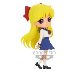Sailor Moon Eternal The Movie Q Posket Mini Figure Minako Aino Ver. A 14 cm