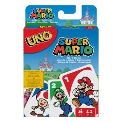 Super Mario Card Game UNO