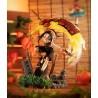 Shaman King  PVC Statue Yoh Asakura 18 cm MEGAHOUSE