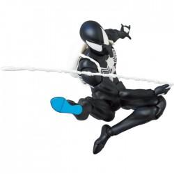 MAFEX SPIDER-MAN BLACK COSTUME (COMIC VER.)