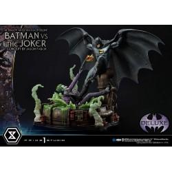 BATMAN VS JOKER BY JASON FABOK DLX BONUS